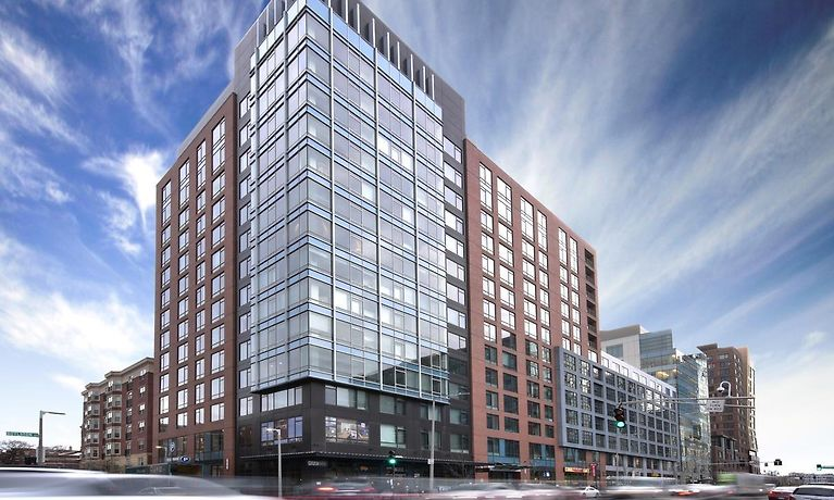 Global Luxury Suites At Kenmore Square Boston